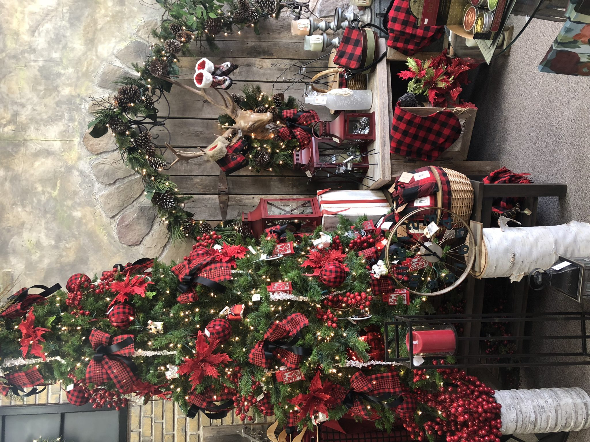 A Buffalo Plaid Christmas Jaime Lyn